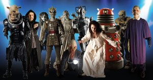 INFOGRAPHIC: Doctor Who Villains Through Time