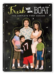 FOG! Exclusive! A Look at Tomorrow's FRESH OFF THE BOAT: THE COMPLETE FIRST SEASON DVD Release!