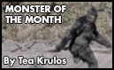 Monster of The Month: MOTHMAN