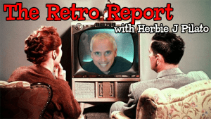 The Retro Report: Dean Cain Returns, Galaxy Quest The Series, Oscar Goldman and Lou Grant Meet The Fugitive & More!