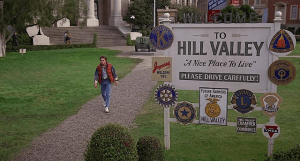 Back To The Locations of BACK TO THE FUTURE