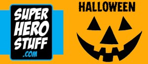 SUPERHEROSTUFF Halloween Offerings and More!