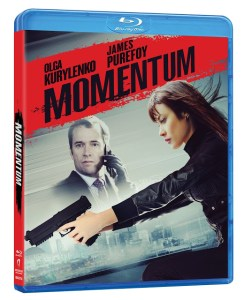 Watch an Exclusive Clip From MOMENTUM and Win a Copy on Blu-ray!