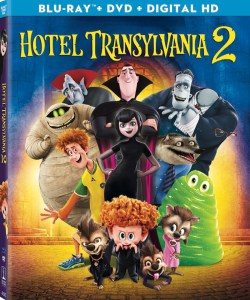 HOTEL TRANSYLVANIA 2 Arrives on Digital HD 12/22 and BD Combo Packs and DVD 1/12