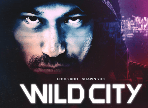 Win WILD CITY on Blu-ray!