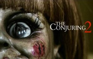 Boston Cinegeeks!  Check Out THE CONJURING 2!
