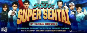 Super Sentai Spectacular: Dairanger Marathon Livestreams Tomorrow, May 21