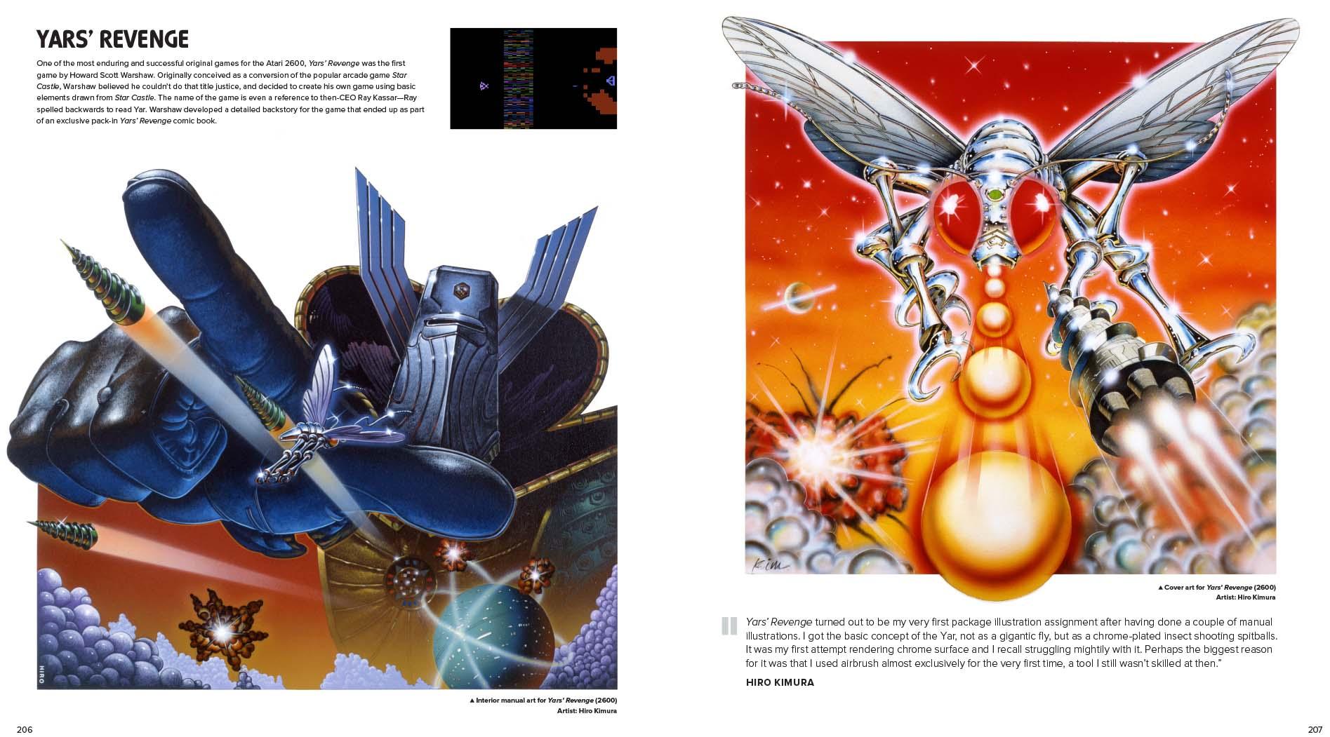 Art of Atari 206-207