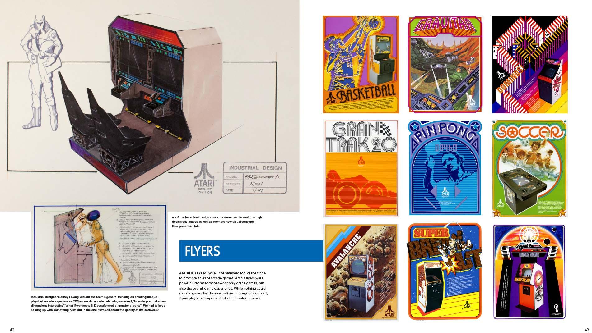 Art of Atari 42-43