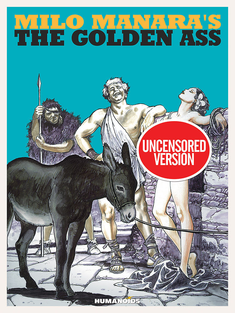 Golden Ass Cover