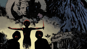 Mignola and Roberson Team-Up With Artist Christopher Mitten To Unleash a Terrifying Meditation on The Nature of Evil