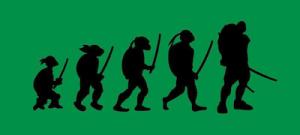 Win a Teenage Mutant Ninja Turtle Evolution T-Shirt!
