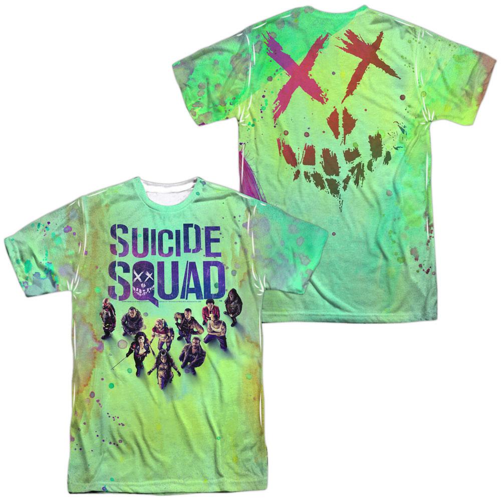 Trevco_Suicide Squad_cast shirt