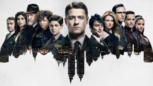 GOTHAM: THE COMPLETE SECOND SEASON Available on Blu & DVD on 8/16