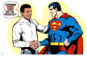 The Man of Steel Meets The Greatest: A Look Back at Superman Vs. Muhammad Ali