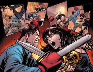 Dynamite Announces All-New 'Army of Darkness/Xena, Warrior Princess' Crossover