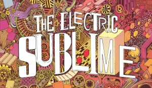 IDW Announces New Creator-Driven Series, 'The Electric Sublime',  Merging Surreal Art And Crime