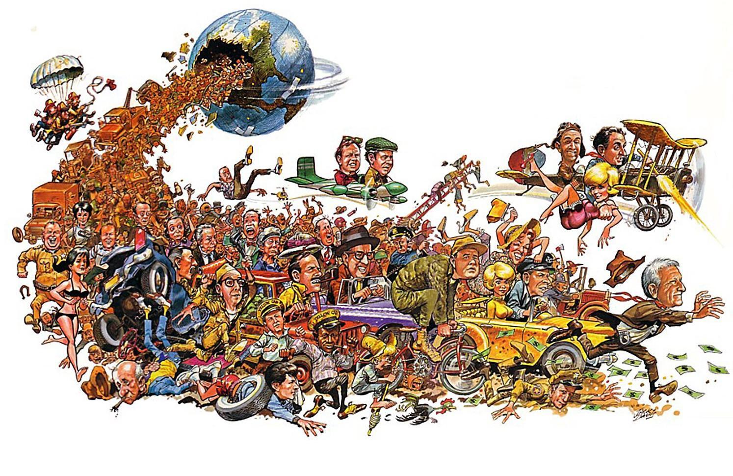 Jack+Davis-Mad+World-poster