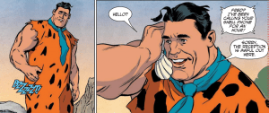 'The Flintstones' #1 (review)