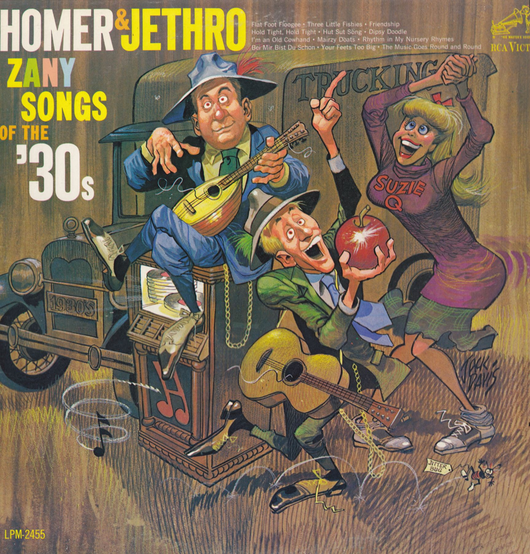 homer-and-jethro-zany-songs-of-the-30s