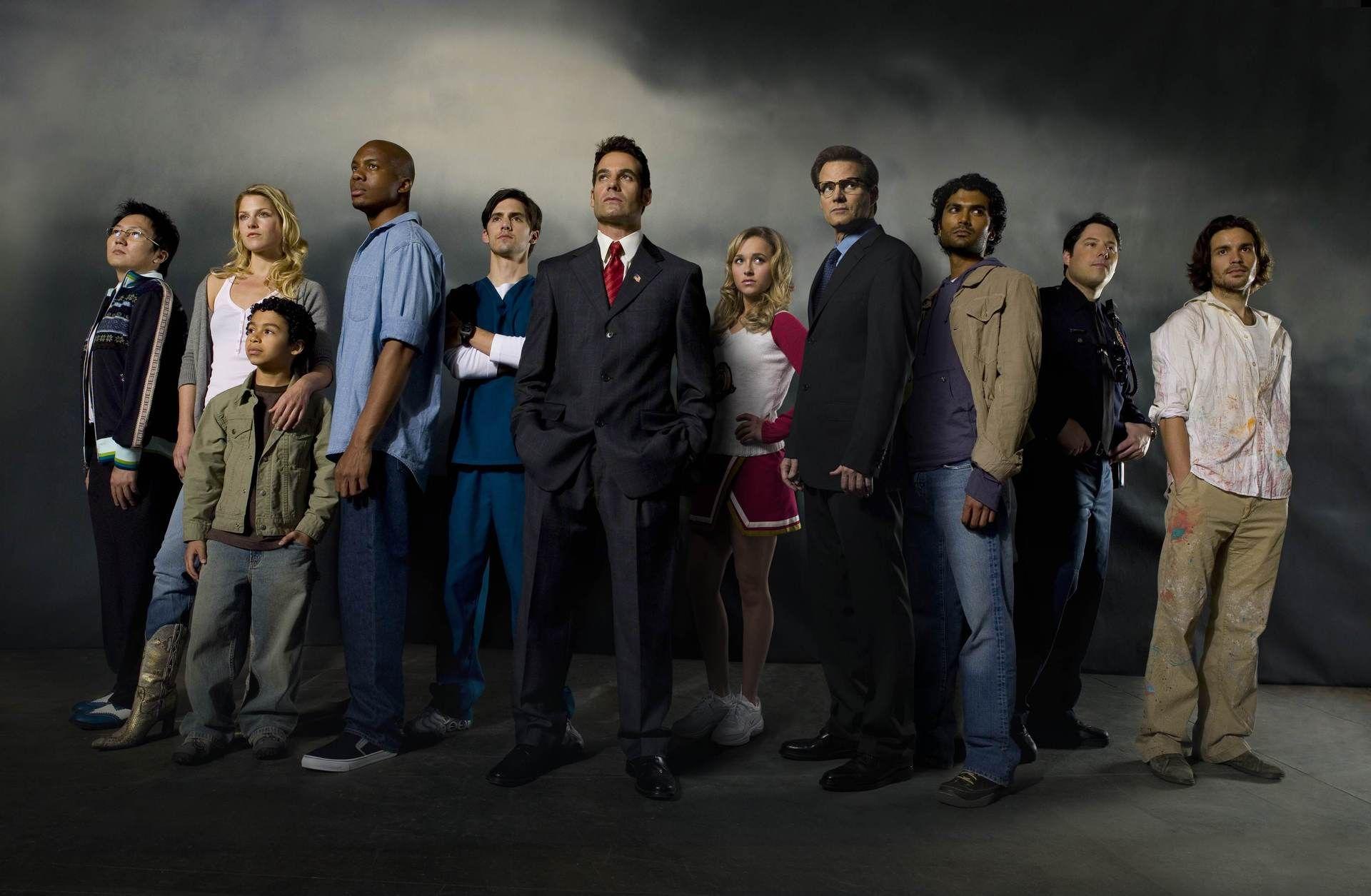 Heroes-Season-1-Cast
