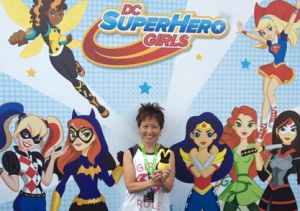 FOG! Chats With Lisa Yee, Author of the DC Superhero Girls Series, 'Super Hero High'