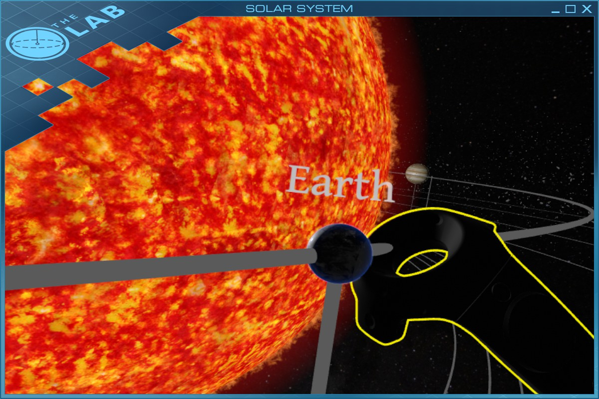 SolarSystemVR