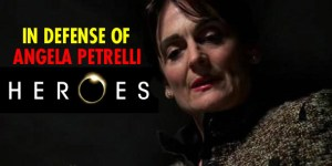 In Defense of Angela Petrelli: Part Three
