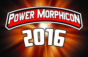 Shout! Factory TV Presents 'Power Morphicon LIVE' Sunday August 14