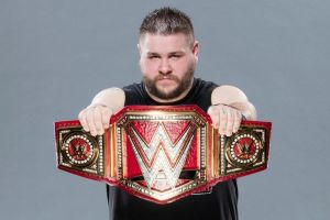 Kevin Owens is a Fake Champion in a Sport That Isn't Real