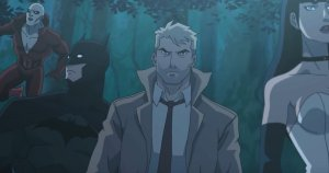 NY Comic Con Hosts First-Look Panel For 'Justice League Dark' With Matt Ryan and Jason O'Mara