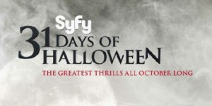 Syfy Launches Annual '31 Days of Halloween' Celebration