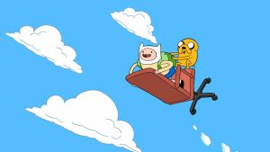 Time For Finn and Jake's 'Adventure' To Come to An End