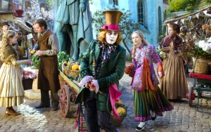 Win 'Disney's Alice Through The Looking Glass' on Digital HD!