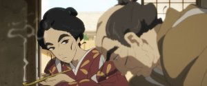 'Miss Hokusai' (review)