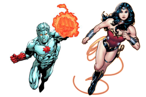 DC Entertainment Announces 'The Odyssey of The Amazons' and 'The Fall and Rise of Captain Atom' For January 2017