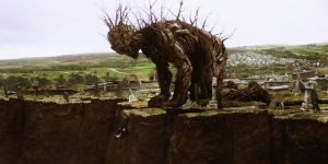 First Look: 'A Monster Calls: The Art and Vision Behind the Film'