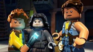 Lego 'Star Wars Freemaker' Season One on Blu-ray and DVD December 6th