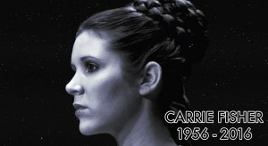 Carrie Fisher: A Look Back