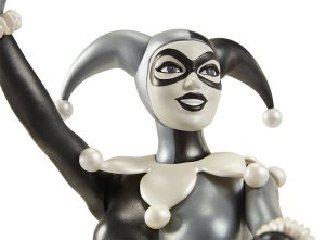 Jakks Big-Figs Announces The DC Originals Tribute Series; Harley Quinn Now Available!