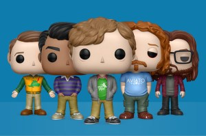 Funko To Launch 'Silicon Valley' Pop! Vinyls