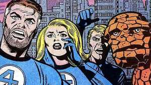 Jack Kirby's Most Anticipated Artist's Edition Is Coming!  Hint: It's Fantastic!