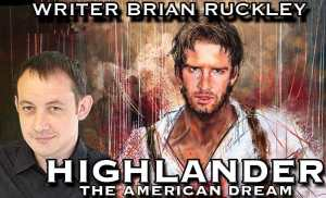 FOG! Chats With Brian Ruckley, Writer of IDW's 'Highlander: The American Dream'