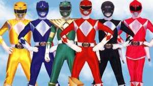Win a 'Power Rangers' Costume Hoodie Sweatshirt!