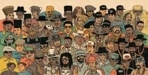 WonderCon 2017: Hip-Hop and Comics