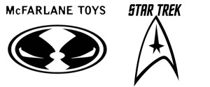 McFarlane Toys Lands Toy License for New Series 'Star Trek Discovery' and Classic 'Star Trek' Series
