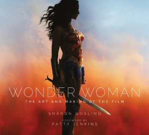 Win 'Wonder Woman: The Art and Making of the Film'!