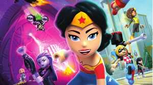 'Lego DC Super Hero Girls: Brain Drain' Available on DVD August 8, 2017