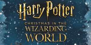 'Christmas in the Wizarding World' Brings The World of 'Harry Potter' To Select Venues This Holiday Season