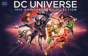 NYCC To Celebrate 'DC Universe Original Movies: 10th Anniversary Collection'